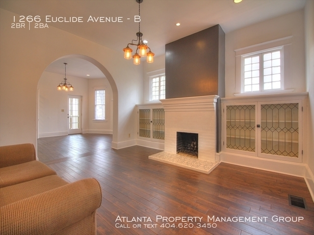 2 Bedrooms, Little Five Points Rental in Atlanta, GA for $1,995 - Photo 2