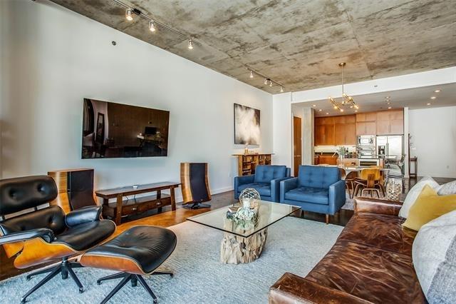 1 Bedroom, Bryan Street Lofts Rental in Dallas for $2,900 - Photo 1