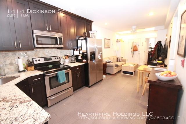 2 Bedrooms, Point Breeze Rental in Philadelphia, PA for $1,550 - Photo 1