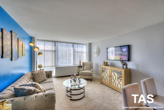 1 Bedroom, Prairie Shores Rental in Chicago, IL for $941 - Photo 2