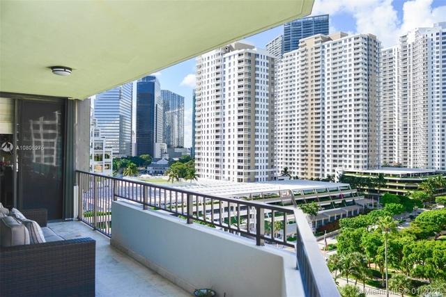 3 Bedrooms, Brickell Key Rental in Miami, FL for $5,300 - Photo 2