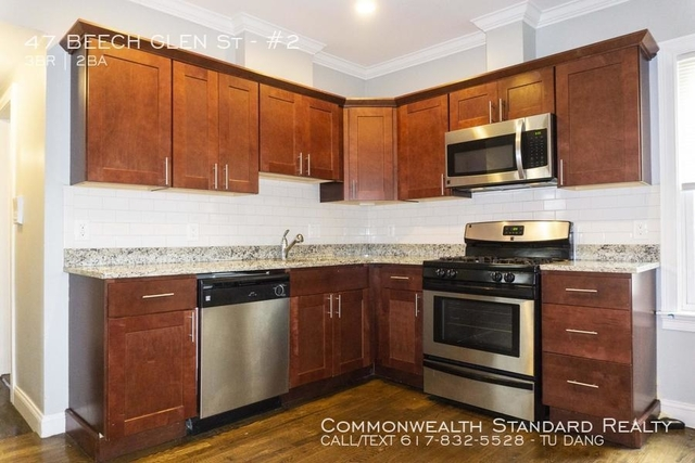 3 Bedrooms, Highland Park Rental in Boston, MA for $3,350 - Photo 1