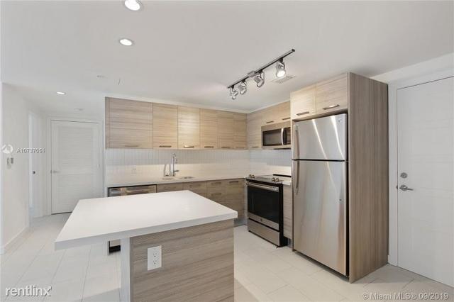 2 Bedrooms, Seaport Rental in Miami, FL for $2,653 - Photo 1