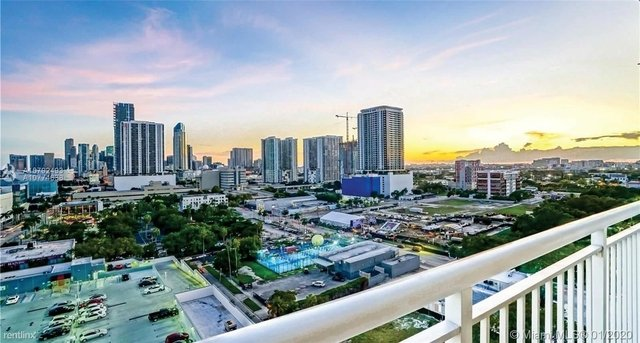 1 Bedroom, Media and Entertainment District Rental in Miami, FL for $1,800 - Photo 1