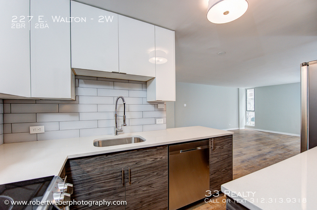 2 Bedrooms, Gold Coast Rental in Chicago, IL for $2,800 - Photo 2