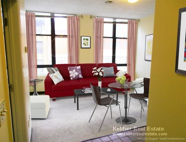1 Bedroom, Chinatown - Leather District Rental in Boston, MA for $2,475 - Photo 1