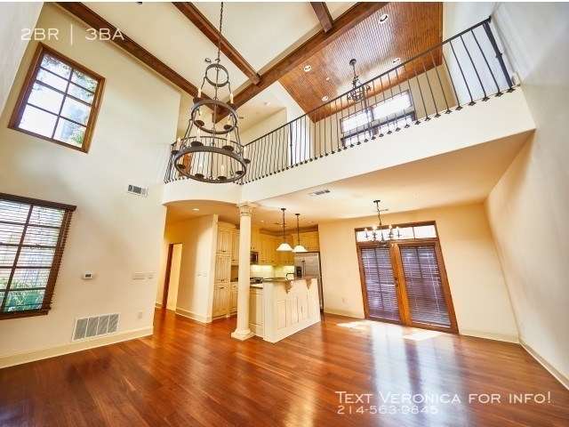 2 Bedrooms, Vickery Place Rental in Dallas for $3,050 - Photo 2