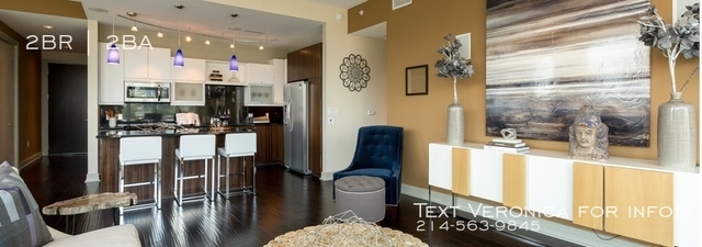 2 Bedrooms, Trinity Industrial District Rental in Dallas for $3,636 - Photo 2