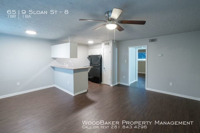 1 Bedroom, Golfcrest Rental in Houston for $709 - Photo 1