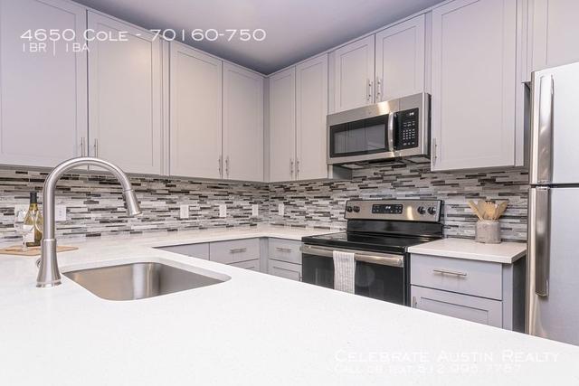 1 Bedroom, Oak Lawn Rental in Dallas for $1,488 - Photo 1