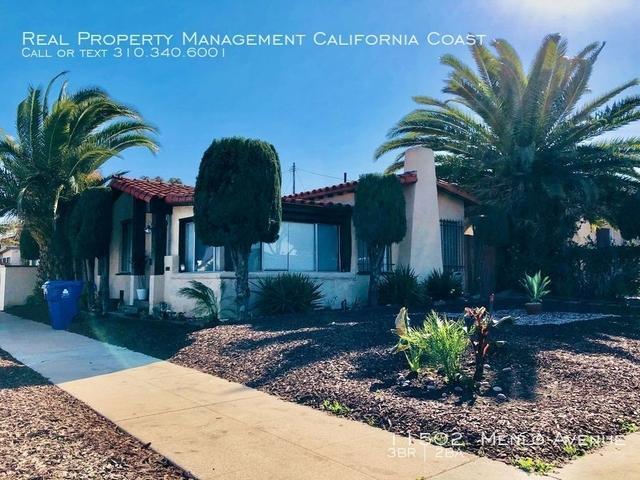 3 Bedrooms, Harbor Gateway North Rental in Los Angeles, CA for $2,795 - Photo 1