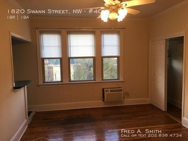 1 Bedroom, Dupont Circle Rental in Washington, DC for $1,900 - Photo 2