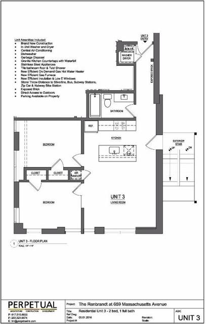 2 Bedrooms, Lower Roxbury Rental in Boston, MA for $3,600 - Photo 2