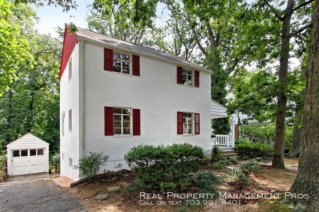 3 Bedrooms, Arlington Forest Rental in Washington, DC for $3,000 - Photo 1