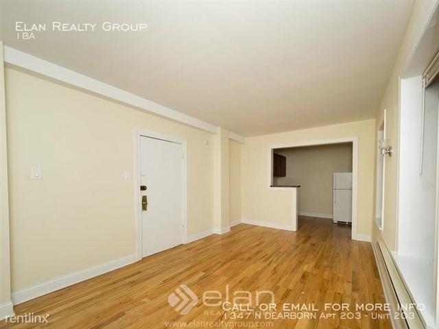 Studio, Gold Coast Rental in Chicago, IL for $1,430 - Photo 1