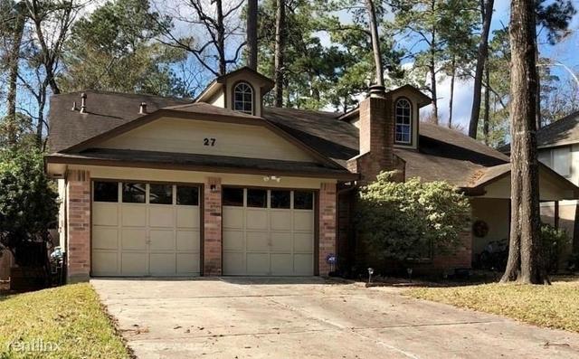 3 Bedrooms, Grogan's Mill Rental in Houston for $1,700 - Photo 1