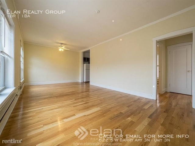 1 Bedroom, Lakeview Rental in Chicago, IL for $1,395 - Photo 1