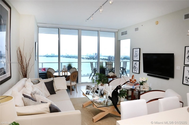 2 Bedrooms, Bayonne Bayside Rental in Miami, FL for $3,400 - Photo 1