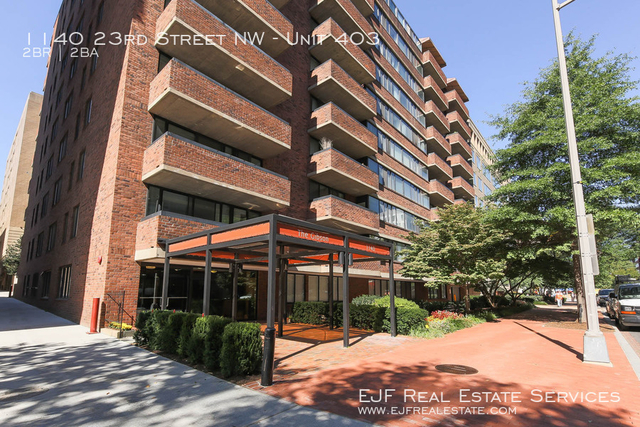 2 Bedrooms, West End Rental in Washington, DC for $2,850 - Photo 1