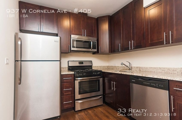 1 Bedroom, Lakeview Rental in Chicago, IL for $1,550 - Photo 1