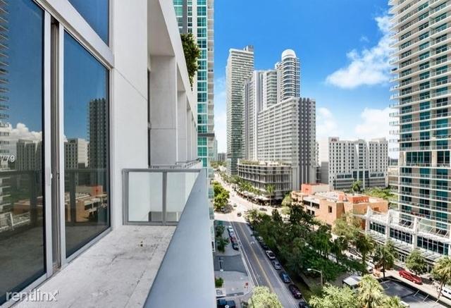 1 Bedroom, Mary Brickell Village Rental in Miami, FL for $2,300 - Photo 2