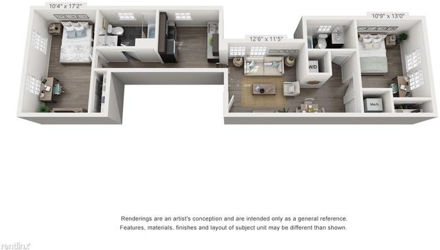 2 Bedrooms, University City Rental in Philadelphia, PA for $2,200 - Photo 2