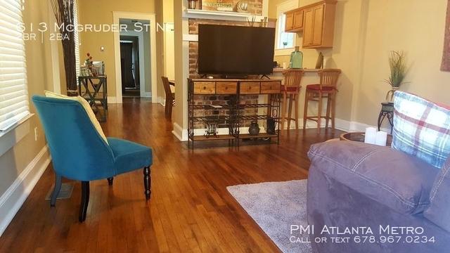 2 Bedrooms, Old Fourth Ward Rental in Atlanta, GA for $2,500 - Photo 2