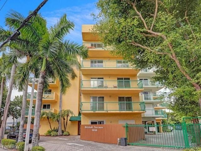 1 Bedroom, Brickell Rental in Miami, FL for $1,625 - Photo 1