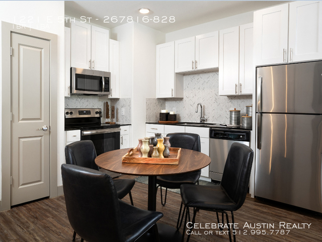 1 Bedroom, East Cesar Chavez Rental in Austin-Round Rock Metro Area, TX for $2,036 - Photo 1