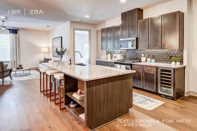 1 Bedroom, Preston Hollow South Rental in Dallas for $2,450 - Photo 2