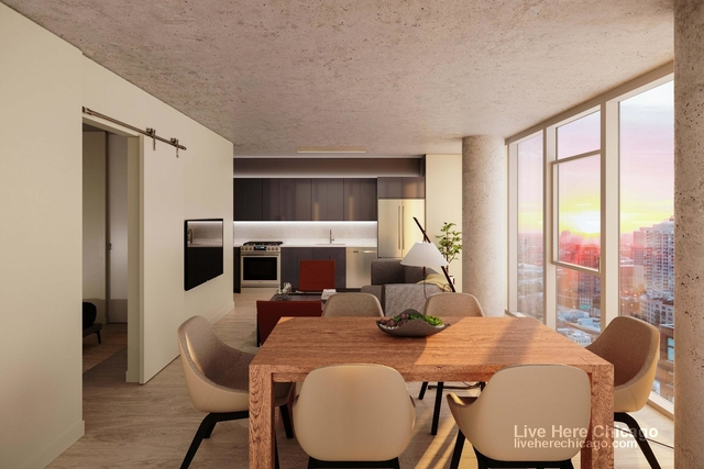 2 Bedrooms, River North Rental in Chicago, IL for $3,747 - Photo 2