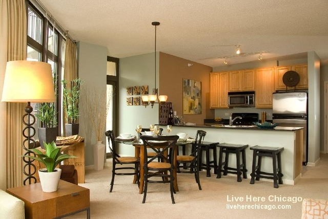 1 Bedroom, Fulton River District Rental in Chicago, IL for $1,978 - Photo 2