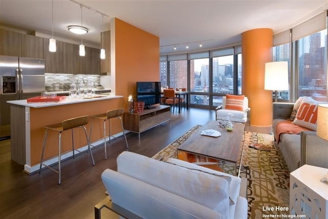 1 Bedroom, River North Rental in Chicago, IL for $3,393 - Photo 1