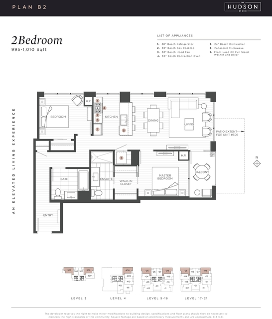 2 Bedrooms, River North Rental in Chicago, IL for $3,245 - Photo 2