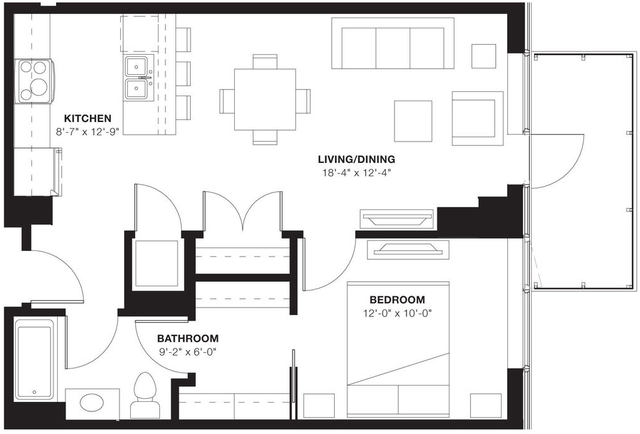 2 Bedrooms, Evanston Rental in Chicago, IL for $3,515 - Photo 1