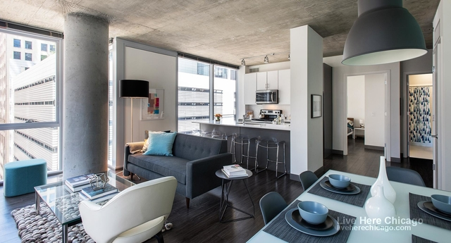2 Bedrooms, The Loop Rental in Chicago, IL for $3,211 - Photo 2