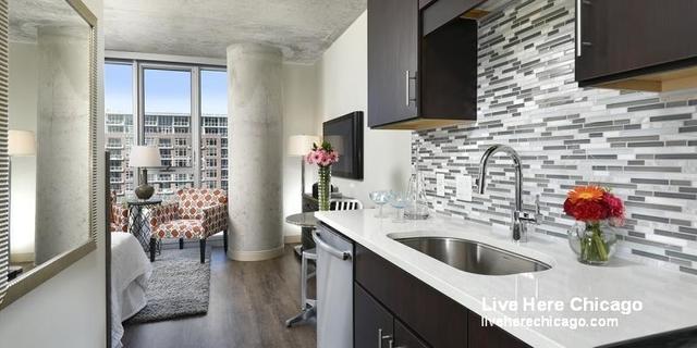 Studio, Greektown Rental in Chicago, IL for $2,041 - Photo 1