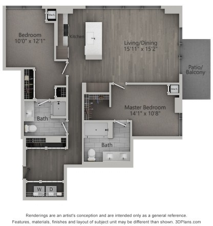 2 Bedrooms, Fulton Market Rental in Chicago, IL for $3,769 - Photo 1