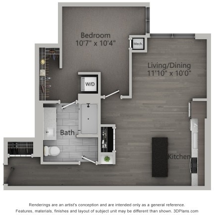 1 Bedroom, Fulton Market Rental in Chicago, IL for $2,510 - Photo 1