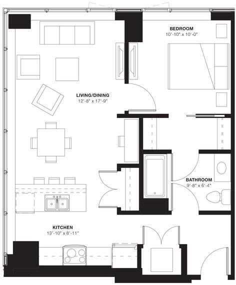 1 Bedroom, Evanston Rental in Chicago, IL for $2,781 - Photo 1