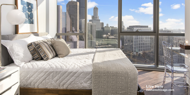 2 Bedrooms, West Loop Rental in Chicago, IL for $4,270 - Photo 2