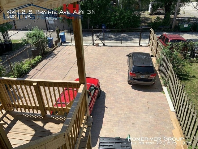 3 Bedrooms, Grand Boulevard Rental in Chicago, IL for $1,600 - Photo 1