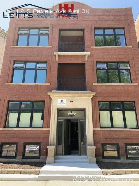 3 Bedrooms, Grand Boulevard Rental in Chicago, IL for $1,600 - Photo 2