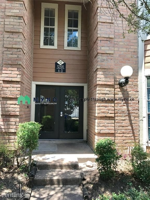 2 Bedrooms, The Mansions of Shadowbriar Condominiums Rental in Houston for $950 - Photo 1