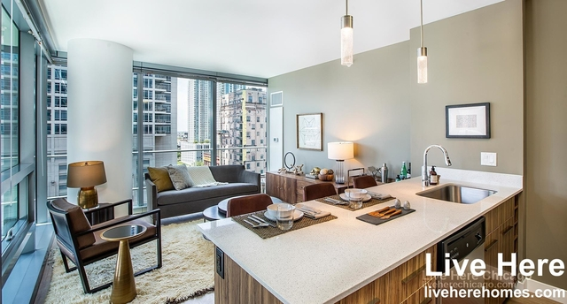 1 Bedroom, River North Rental in Chicago, IL for $2,876 - Photo 2