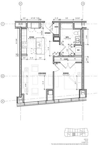 1 Bedroom, West Fens Rental in Boston, MA for $3,847 - Photo 1