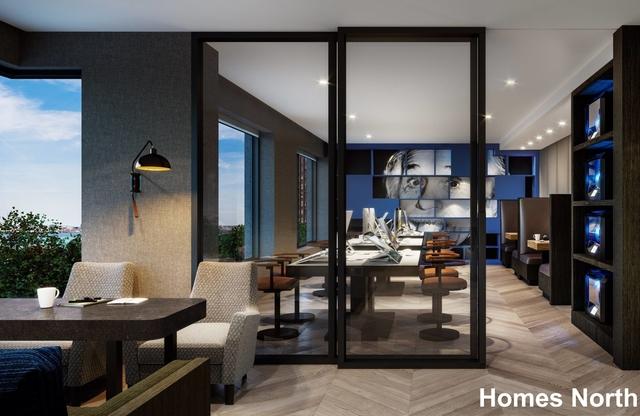 Studio, Seaport District Rental in Boston, MA for $2,460 - Photo 2