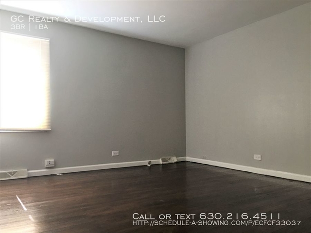 3 Bedrooms, Thornton Rental in Chicago, IL for $1,495 - Photo 2