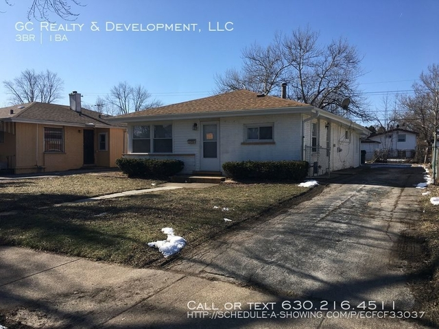3 Bedrooms, Thornton Rental in Chicago, IL for $1,495 - Photo 1