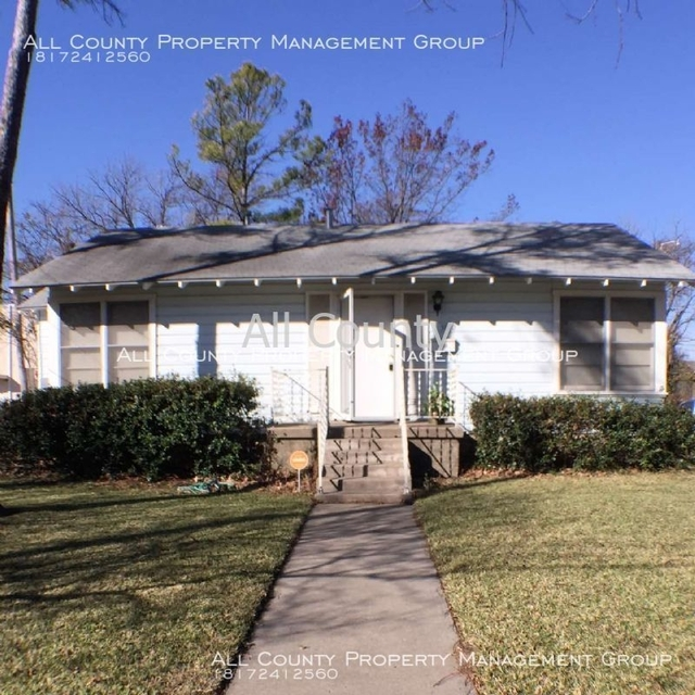 2 Bedrooms, Handley Rental in Dallas for $1,050 - Photo 1